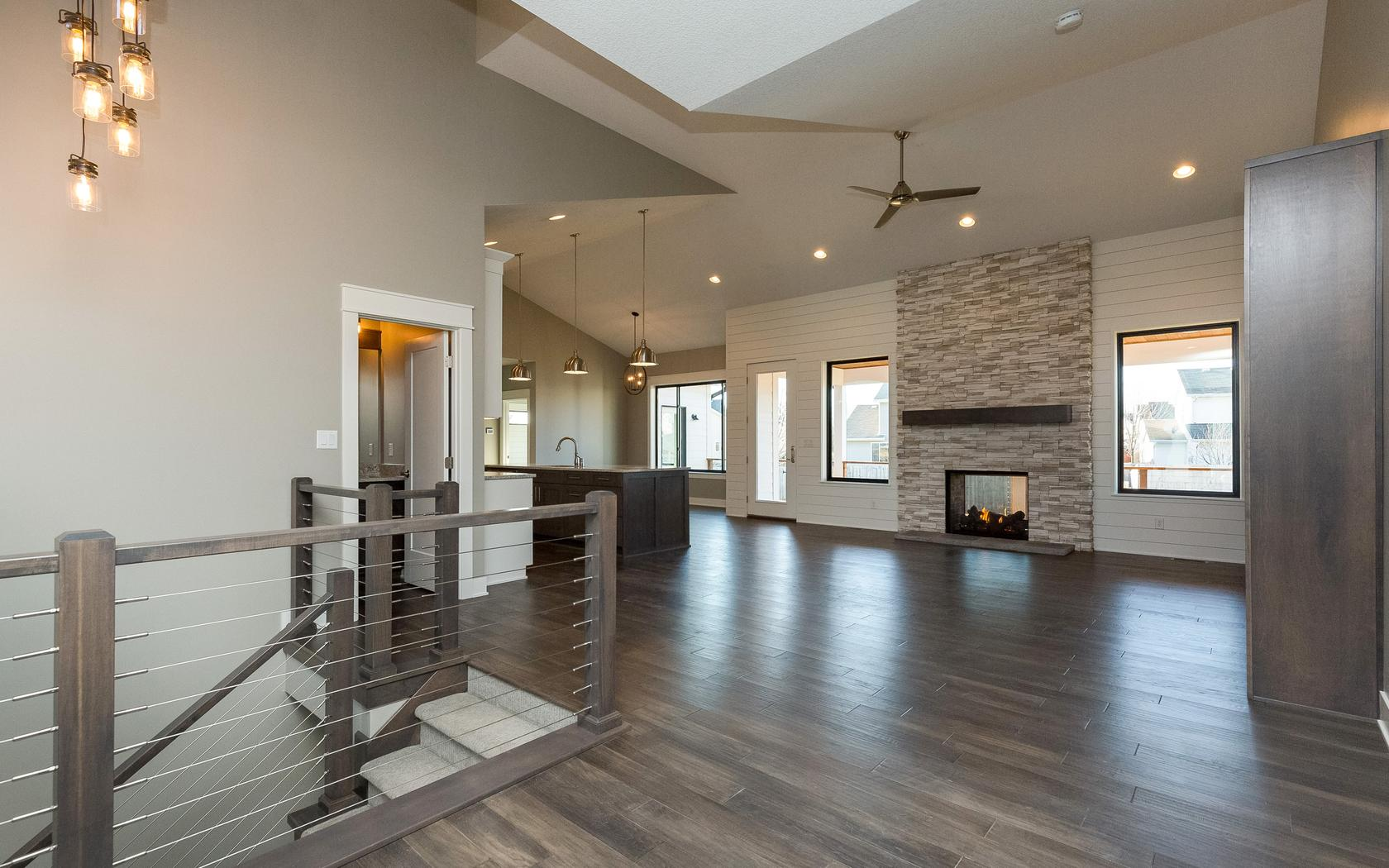 STEP TWO: THE DESIGN - We know that building a home can be a very stressful time in your life. Julie will assist you with all your design choices. Walk-through appointments are an important part of the building process to ensure all your wishes are met.