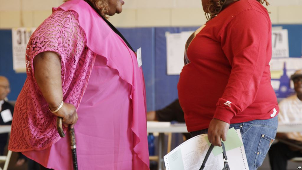 Study: Obese Individuals Shed Flu Virus Longer - Voice of America