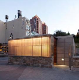 Union Square Pavilion—2005