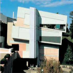 University of Cincinnati DAAP—1990