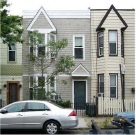 Brooklyn Row House—2007