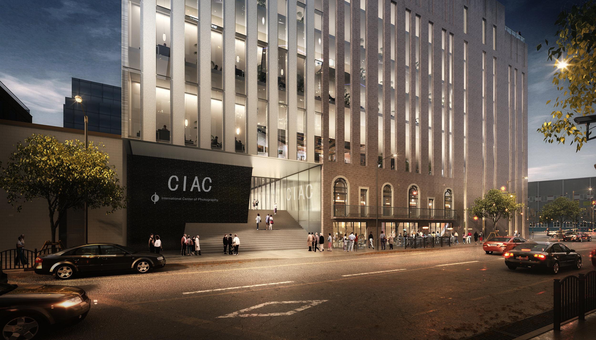 Chelsea International Arts Center —2014