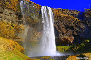 Seljalandsfoss, South Coast, Iceland