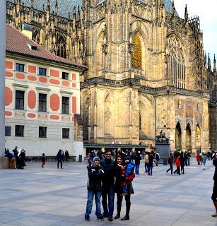St. Vitus Cathedral - Prague, Czech Republic