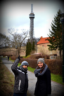 Petrin Tower - AKA Mini Eiffel