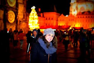 Christmas time, Old Town, Prague
