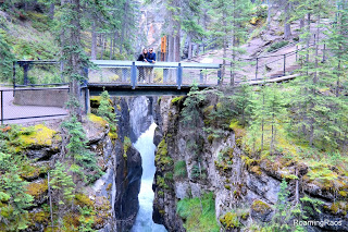 Maligne Canyon - How perfect can nature be?