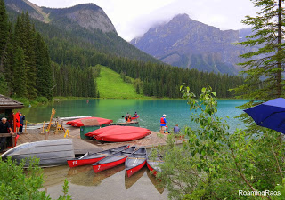 WOW! Emerald Lake, Canada