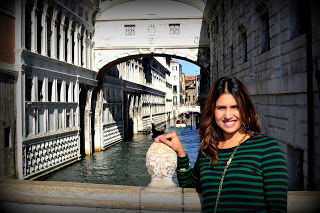 Could'nt have been a prettier day to see Venice
