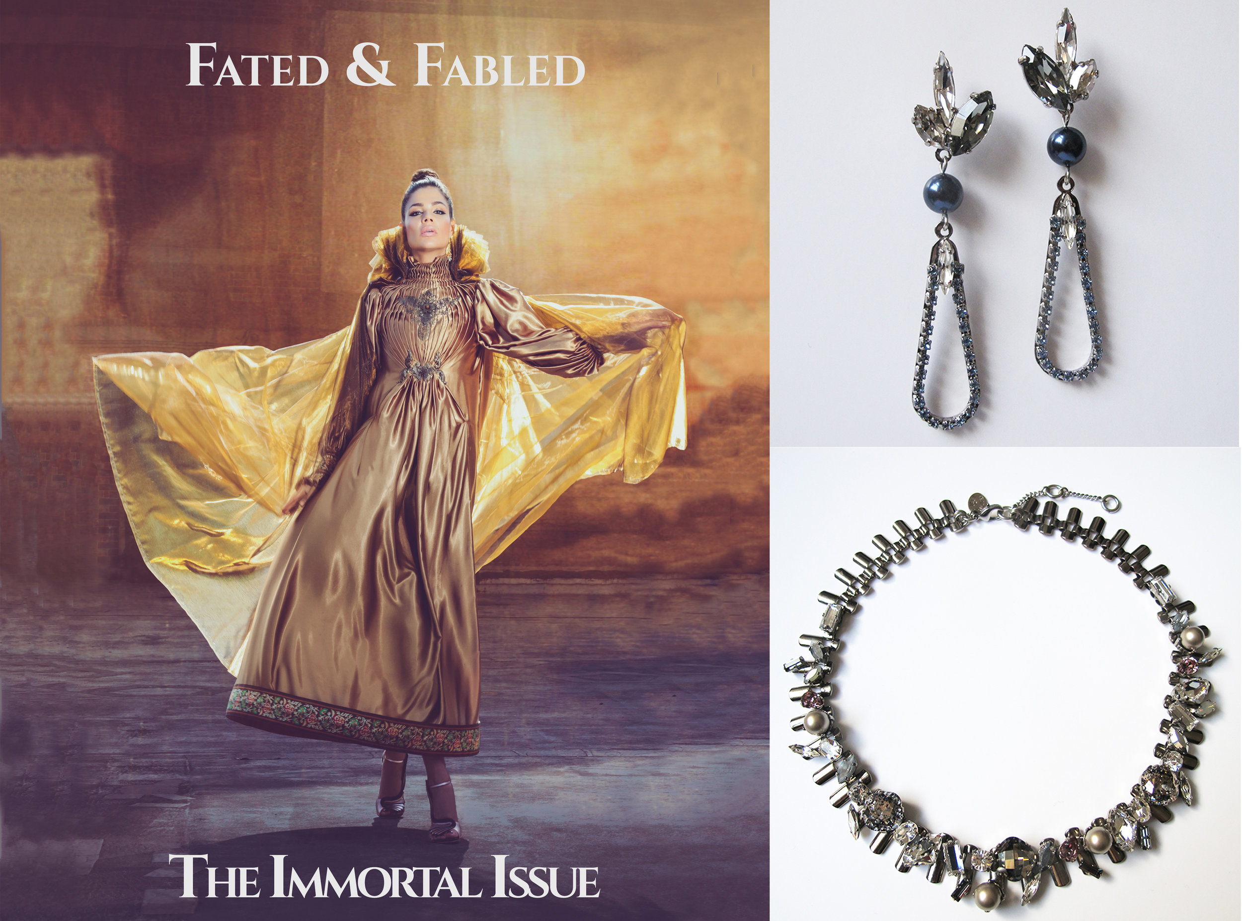 Fated & Fabled magazine September 2017