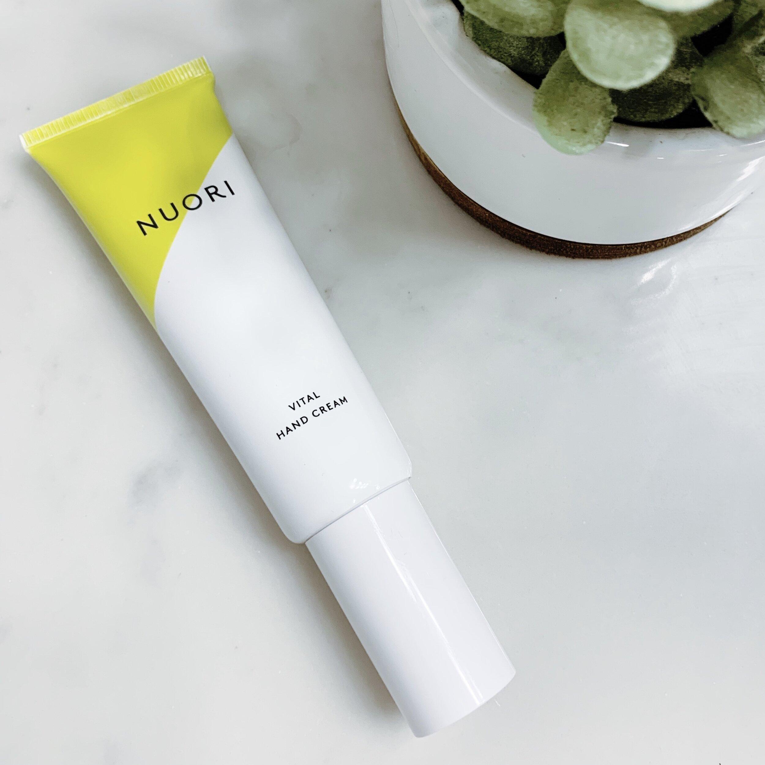 Nuori Vital Hand Cream - $45