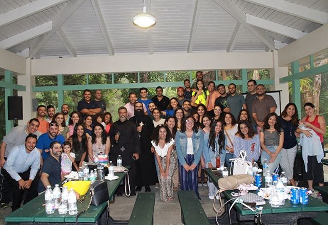 First Annual St. Luke's ACOF BBQ - Thank you to Fr. Tadros for an enlightening talk and thank you to all for the great turn out at our first annual barbecue. It was a blessing to have all of the South Florida churches under one roof. God bless! • • #weareACOF #christianfellowship #coptic #americancopticorthodox #orthodox #orthodoxy #orthodoxchristian #church #fellowship #faith #christian #christianity #christianlife #jesuschrist #ministry #evangelism #deerfieldbeach #delraybeach #miami #fortlauderdale #westpalmbeach #southflorida #florida #coralsprings #delray #bocaraton #boca #pembrokepines #pompano