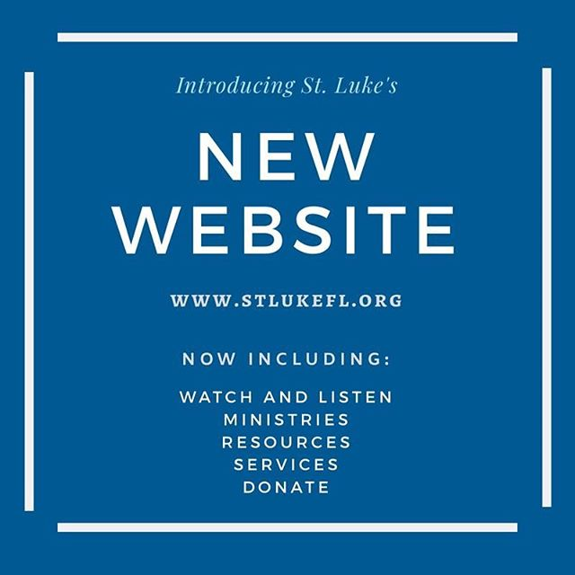 Check out the new and improved St. Luke ACOC website! • • #weareACOF #christianfellowship #coptic #americancopticorthodox #orthodox #orthodoxy #orthodoxchristian #church #fellowship #faith #christian #christianity #christianlife #jesuschrist #ministry #evangelism #deerfieldbeach #delraybeach #miami #fortlauderdale #westpalmbeach #southflorida #florida #coralsprings #delray #bocaraton #boca #pembrokepines #pompano