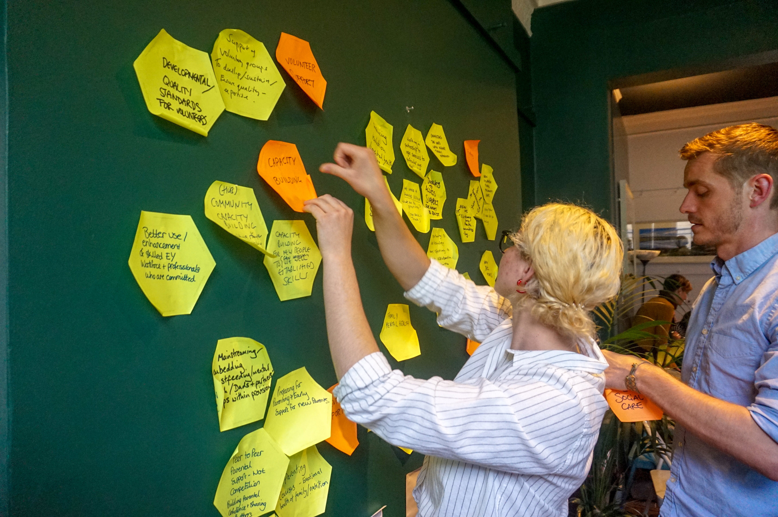 Launch Session At Marmalade - Part of the Precondition Phasewhere we brought important stakeholders together for the first time.