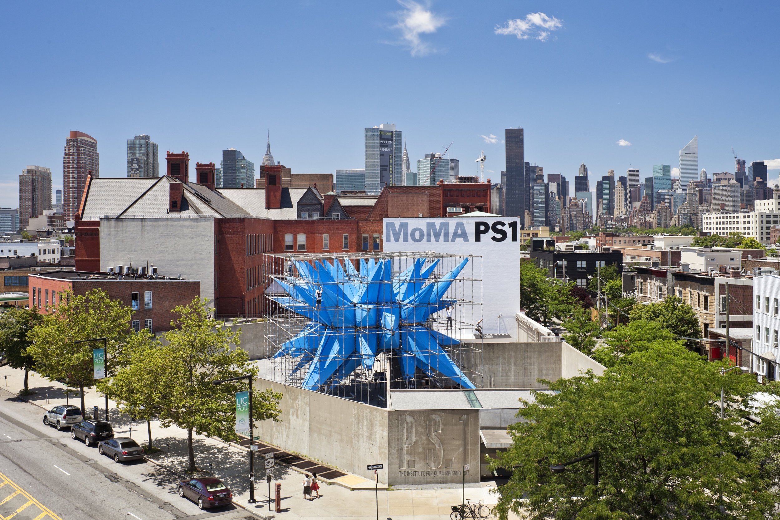 MoMA PS1 / Michael Moran