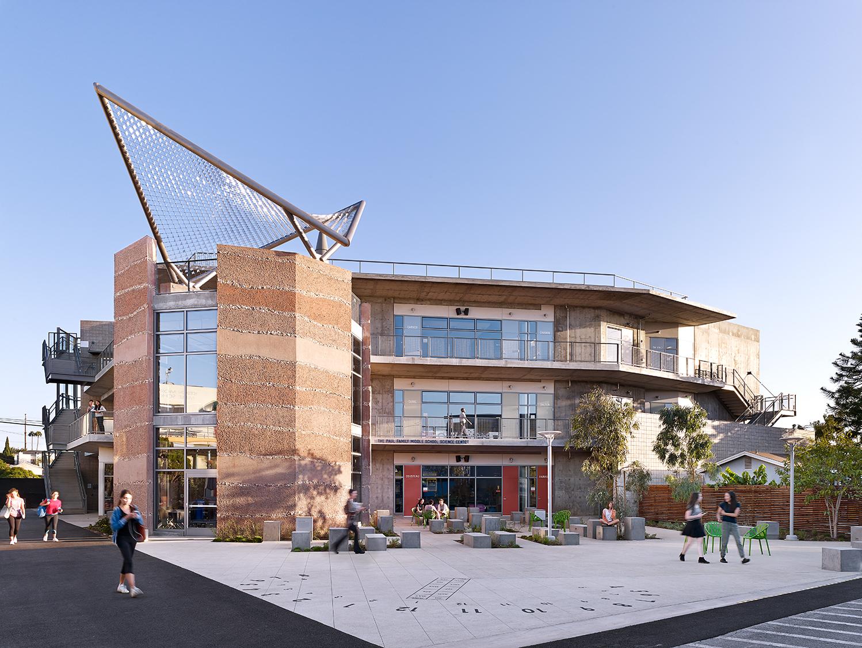 Crossroads School of Arts and Sciences