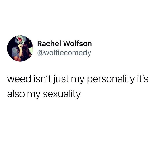 😂😂😂😂 @wolfiecomedy #kushqueen