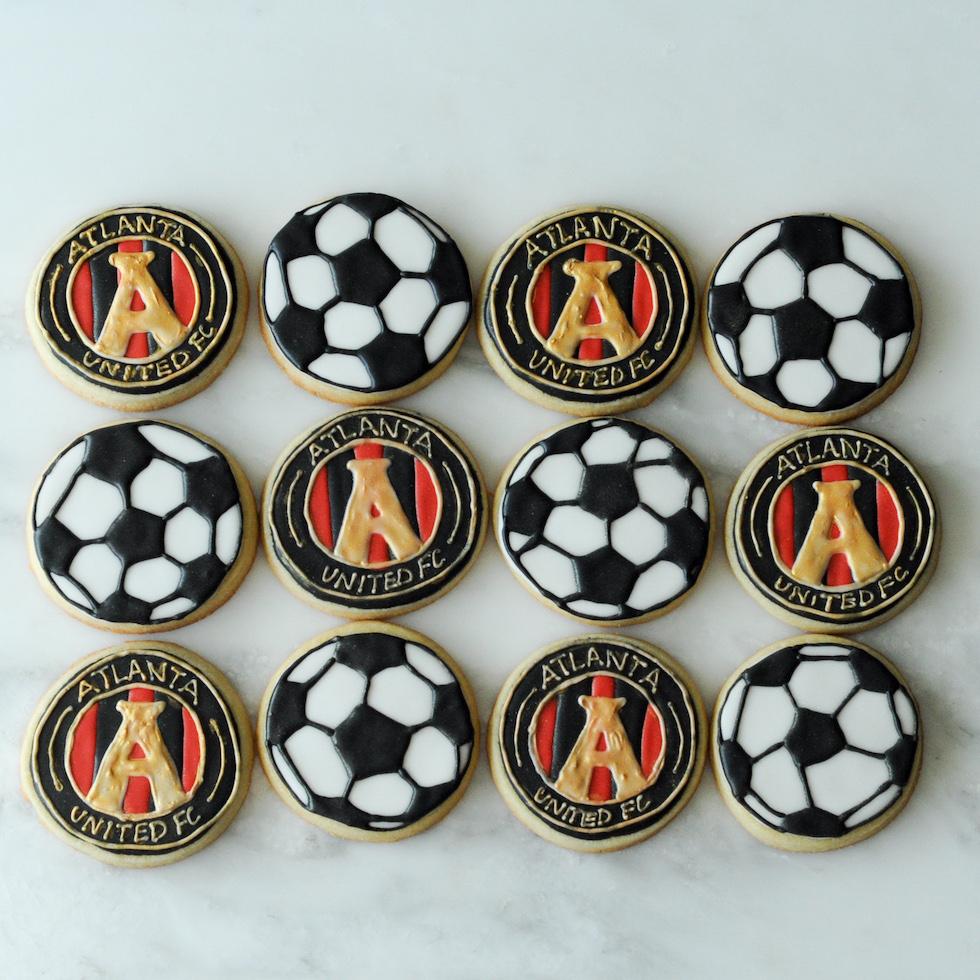 Atlanta United Cookies.jpg