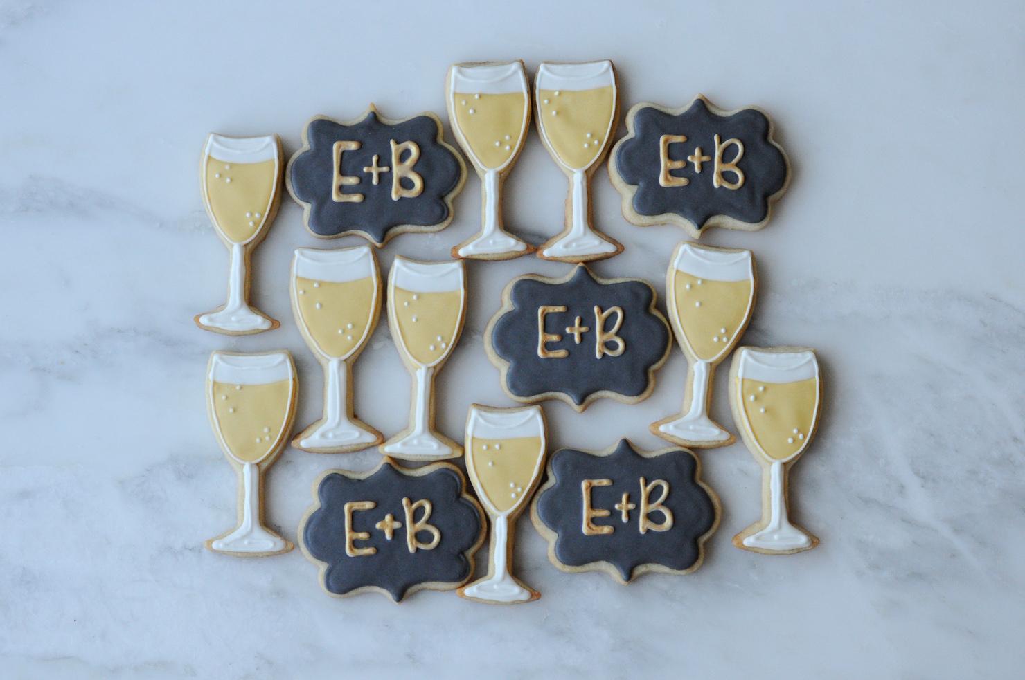 Wine and Monogram Bridal Shower Cookies.jpg
