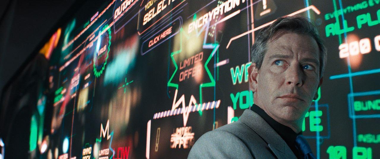 Ben Mendelsohn as Nolan Sorrento in  Ready Player One