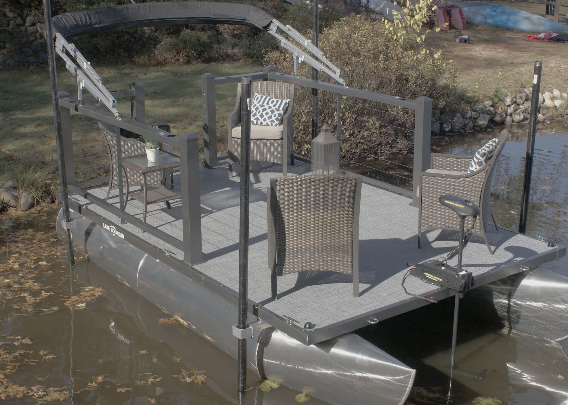 Add Outdoor Furniture -