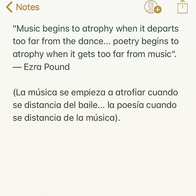 "Ezra Pound, ""Ariari"" and Carmencita from 1890.  SOUND ON ✨🔊🔥💃🏻✨ #EzraPound #music #música #poesía #danza #baile #dance #carmencita #1890 #ariari #gabrielodin #house #inspirationalquotes #housemusic"