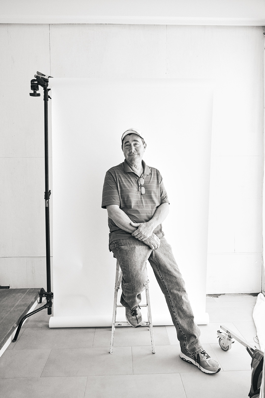 Ricky Kelley  | Paul Jackson Painting Painter. Part-time cowboy. (The guy owns 120 cattle.)