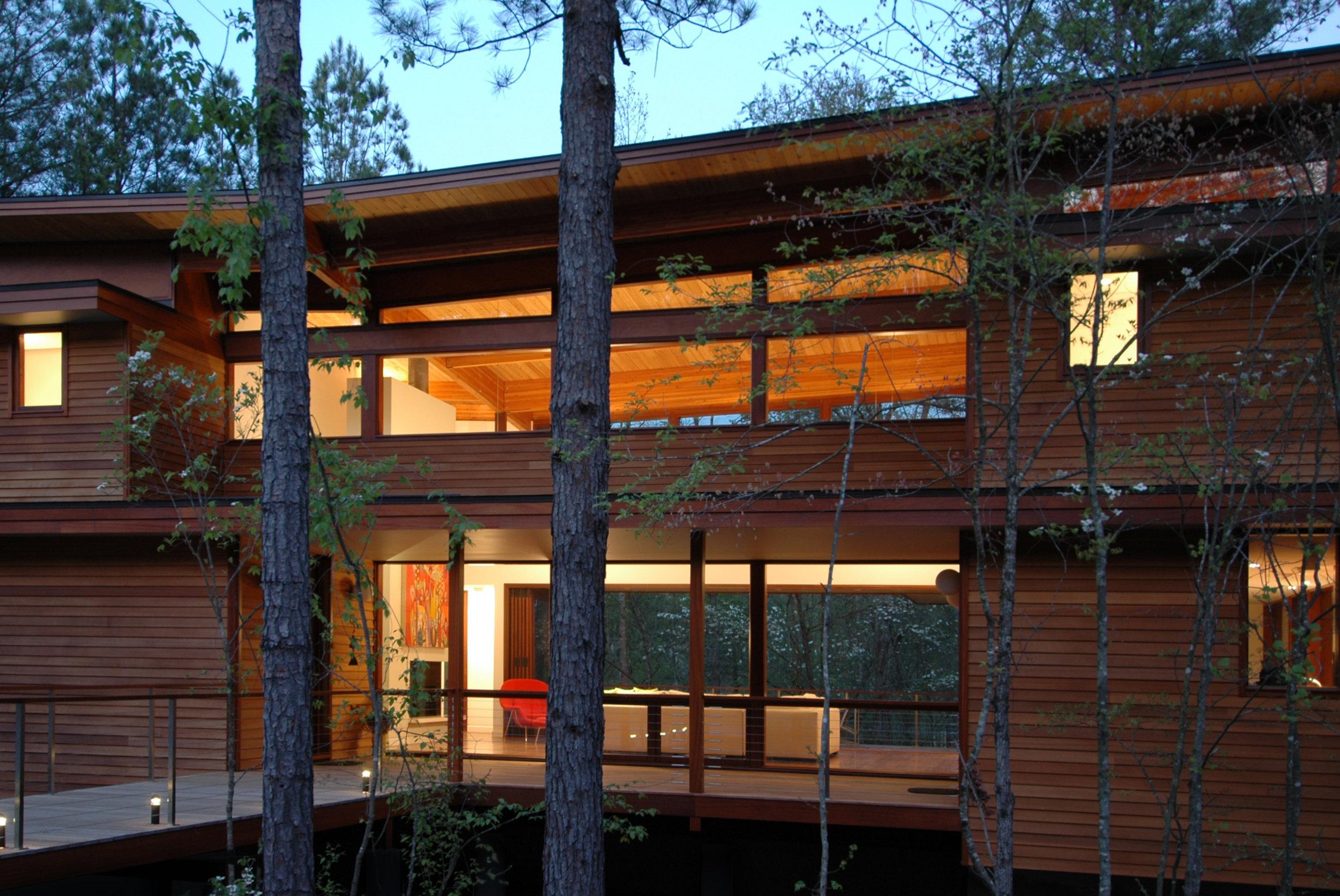 Atlanta, Georgia - Serenbe House