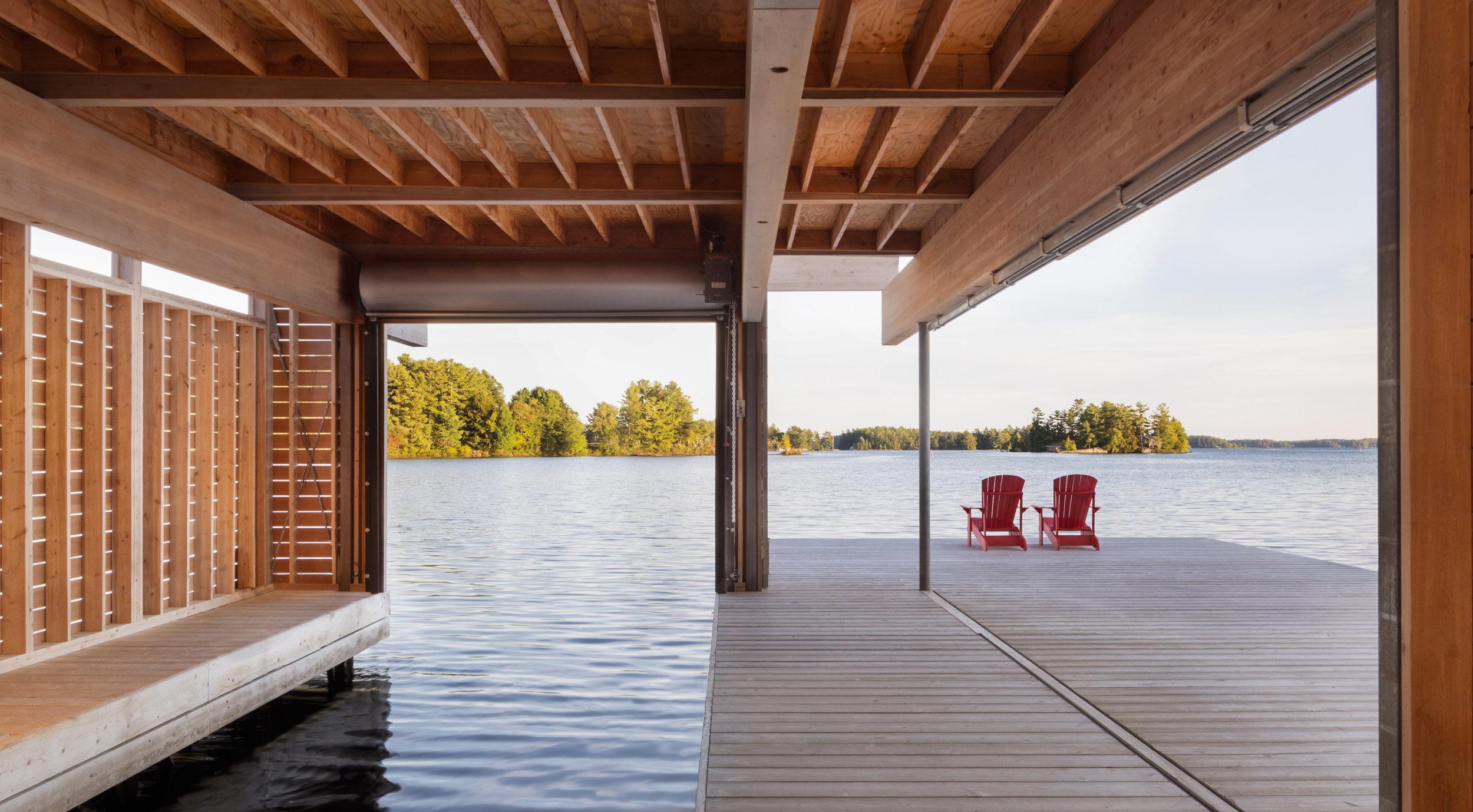 turkel_design_modern_prefab_home_muskoka_boathouse_doors_open.jpg