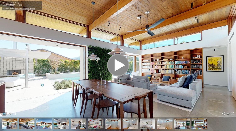 Axiom Desert House Turkel Design