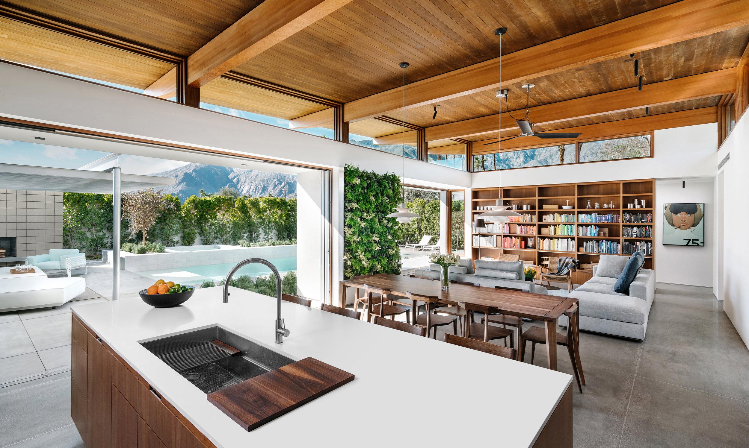 desert small homes, desert modern homes, desert dome homes, desert pool homes, desert sustainable homes, on energy efficient desert home design