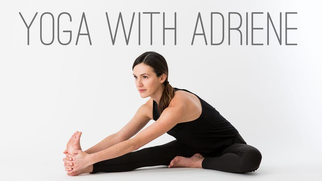 Source: Yoga with Adriene