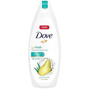 Dove Pear and Aloe Vera Body Wash
