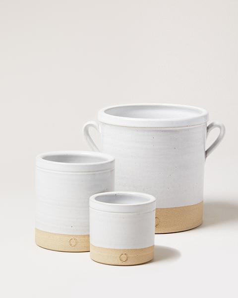 Silo Crocks by Farmhouse Pottery