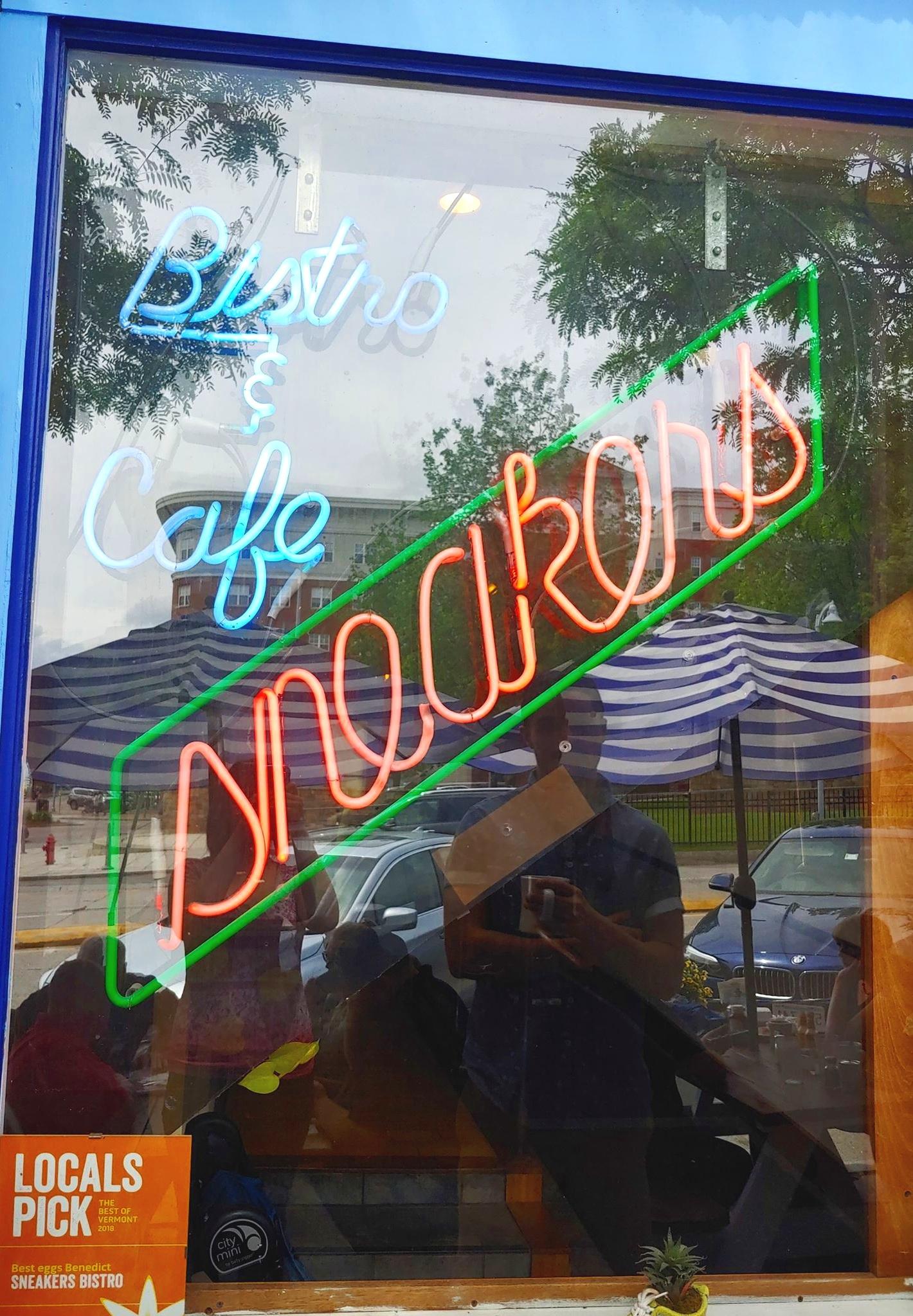 Sneakers Bistro & Cafe in Winooski, Vermont - best Vermont brunch restaurant - best eggs benedict in Vermont - breakfast burlington vt - breakfast winooski vt