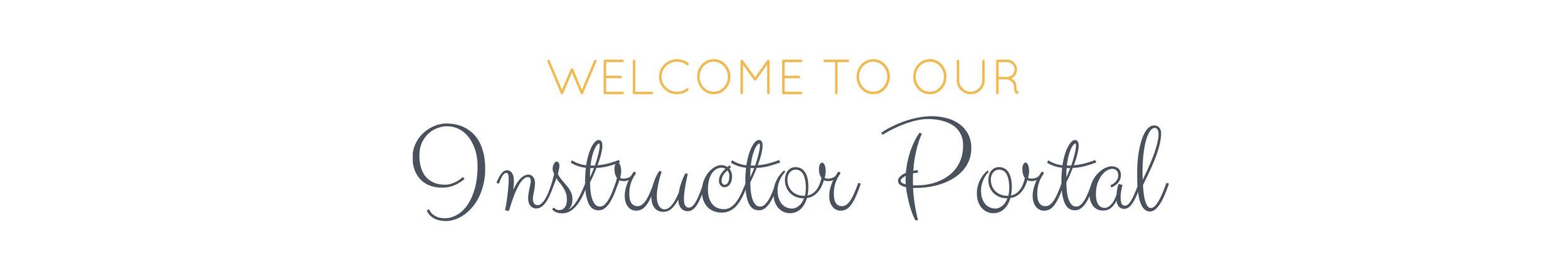 Welcome Instructor Portal (1).jpg