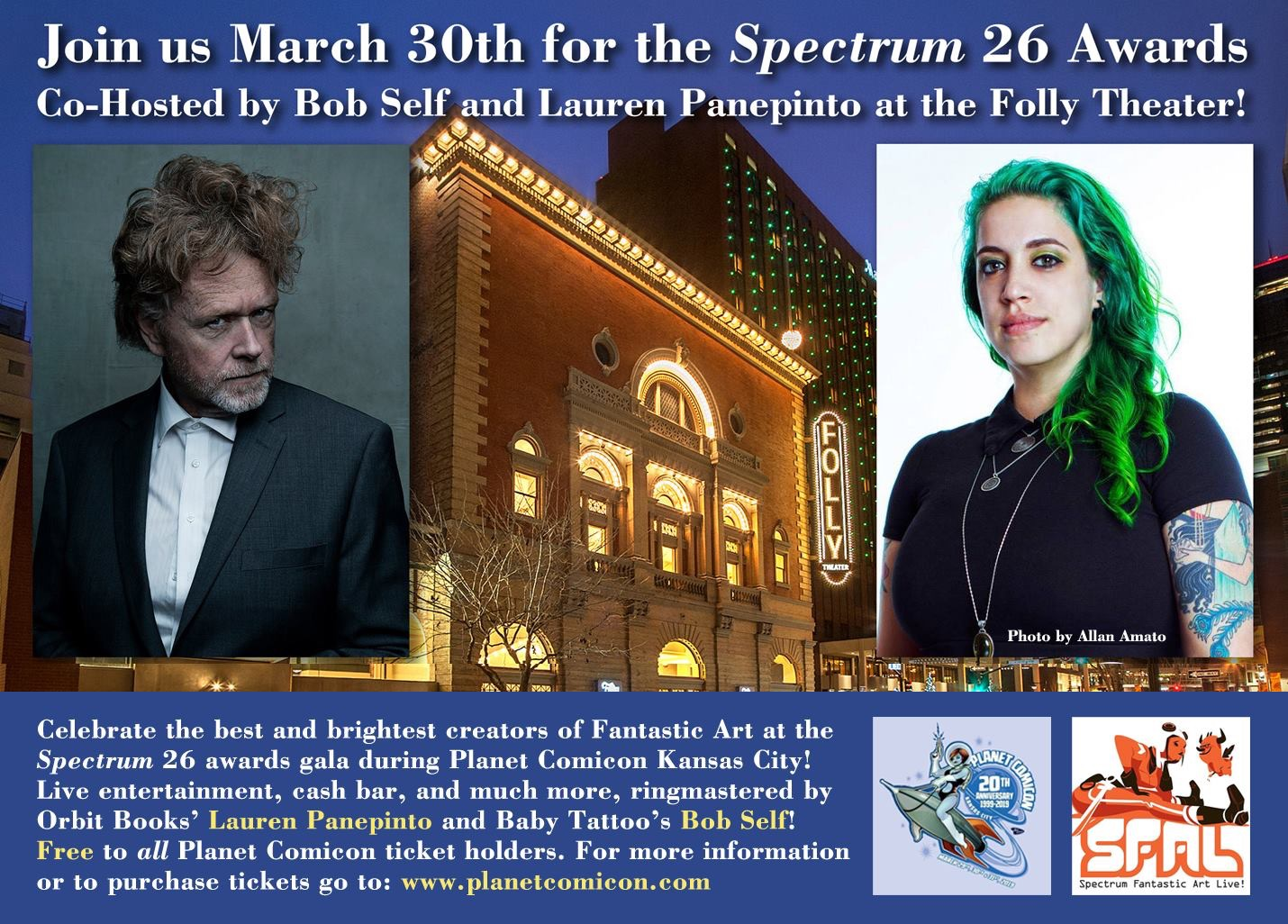 Spectrum 26 Awards