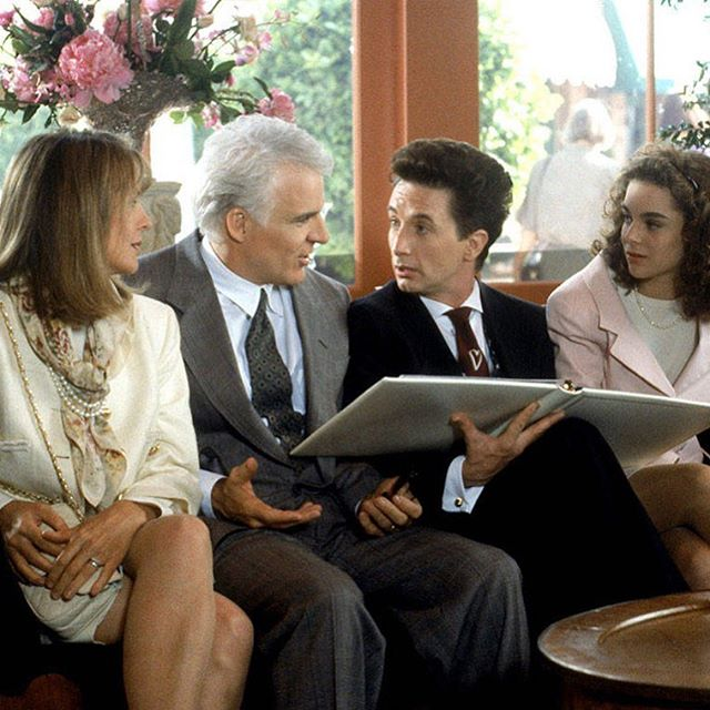 Welcome to 2019, Mr. Banks. Interviewed my dream human, Susan Becker, the costume designer of Father of the Bride for @overthemoon. Link in bio for every insider-y bit of FOTB knowledge ever- like how Franck was wearing Hermès vests, and Steve Martin's tux was really Armani 😬.