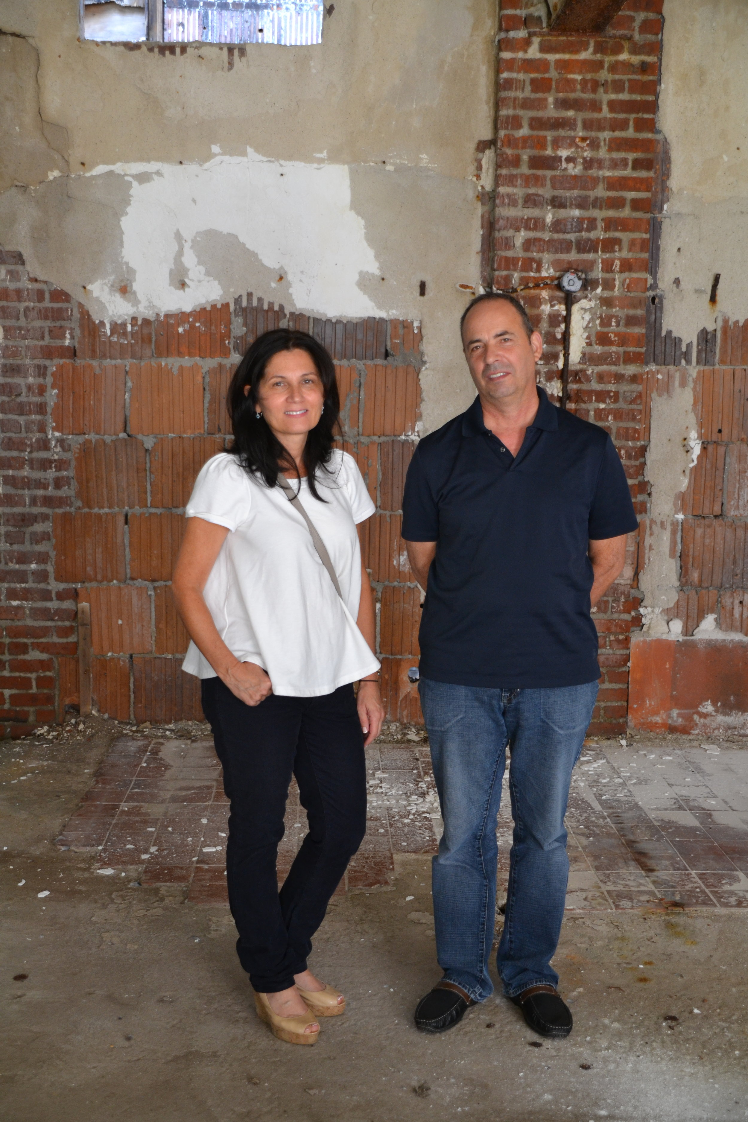 Felice and Robert Pelosi, owners of the Stadium Theatre, are eager to create a space that will contribute to the regeneration of Main Street.