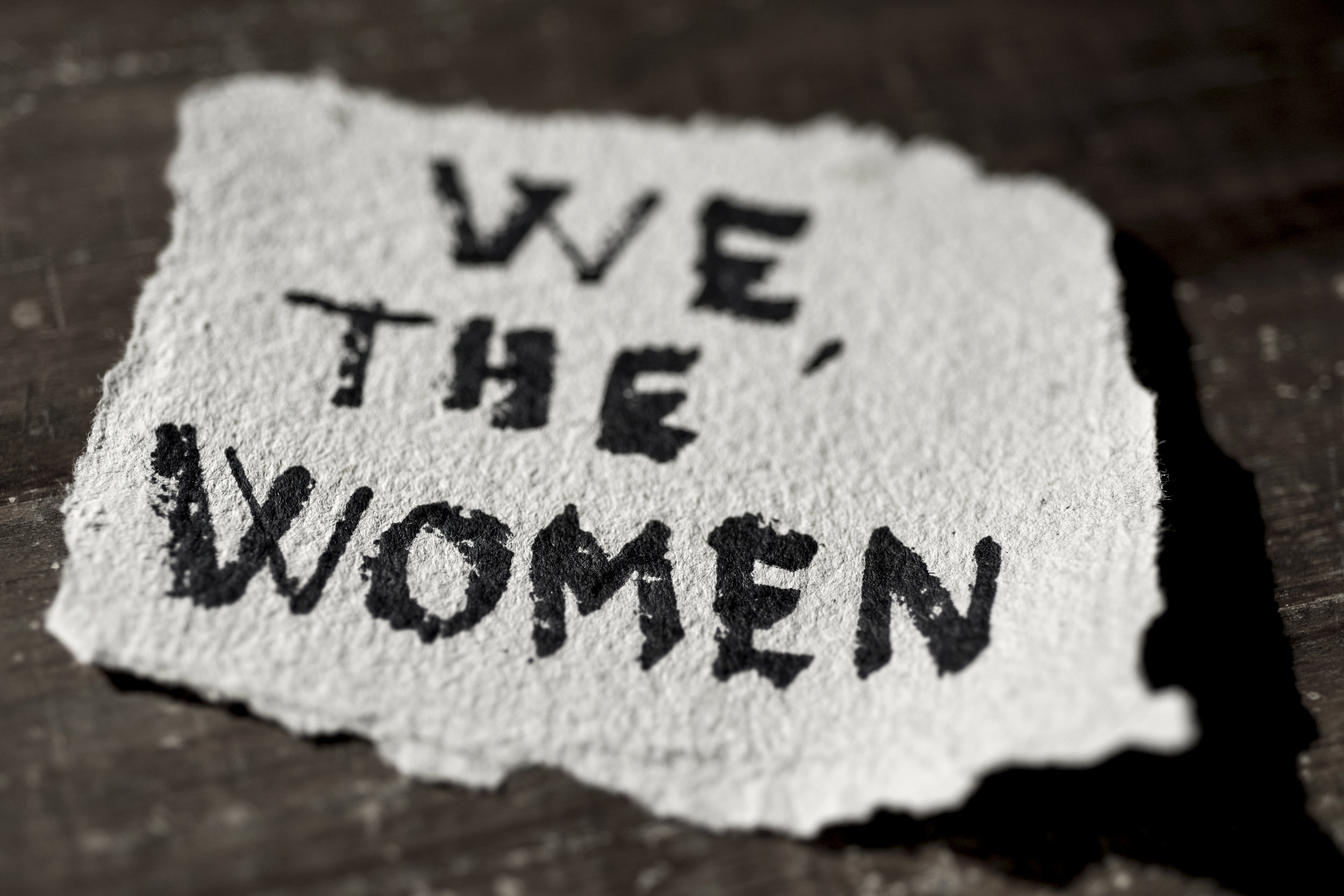 We the women can foster the change we need.