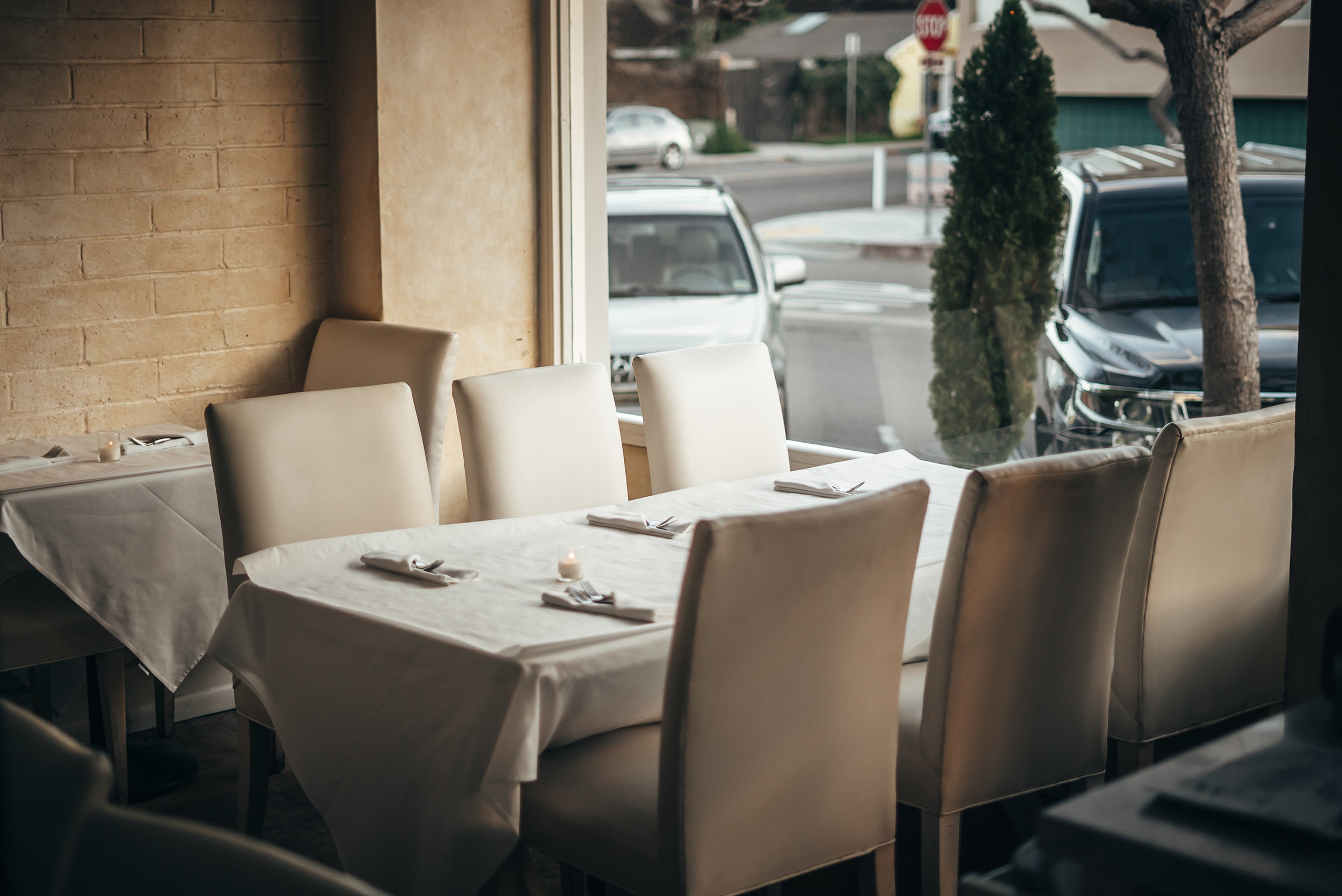 - Easily reserve a table online