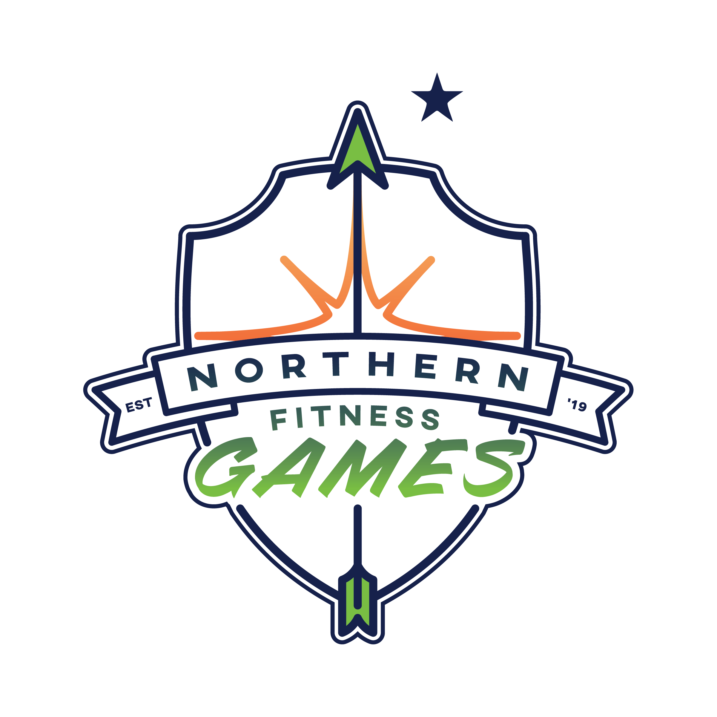 Northern Fitness Games Logo