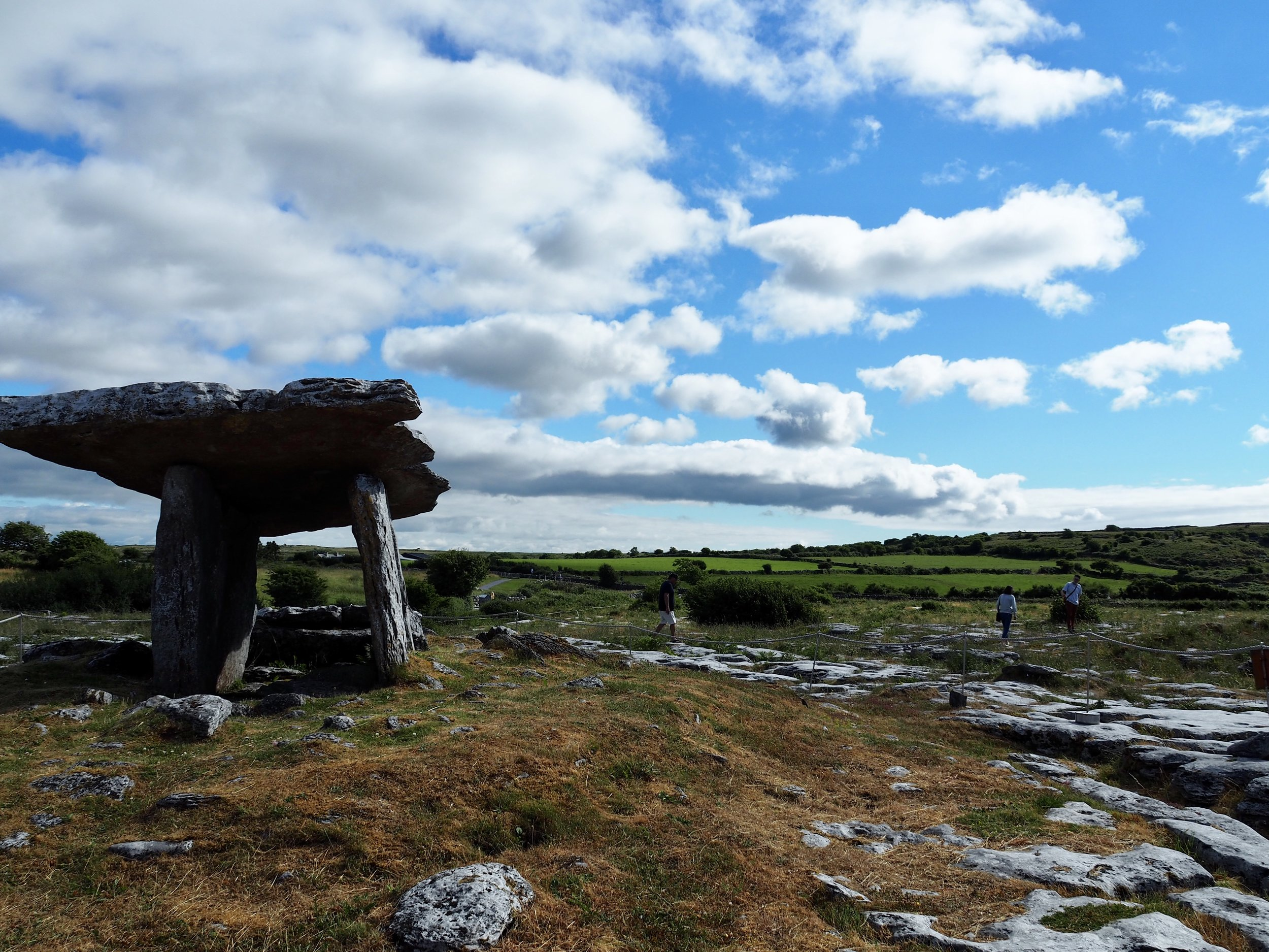 There are a handful of places on this planet that emanate an otherworldly, almost spiritual feeling about them. The Burren is one of those rare spots.