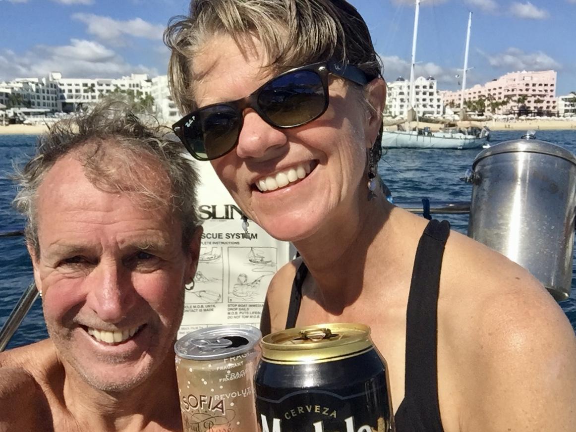 After conquering 800 miles of remote coastline, Cabo was a memorable experience