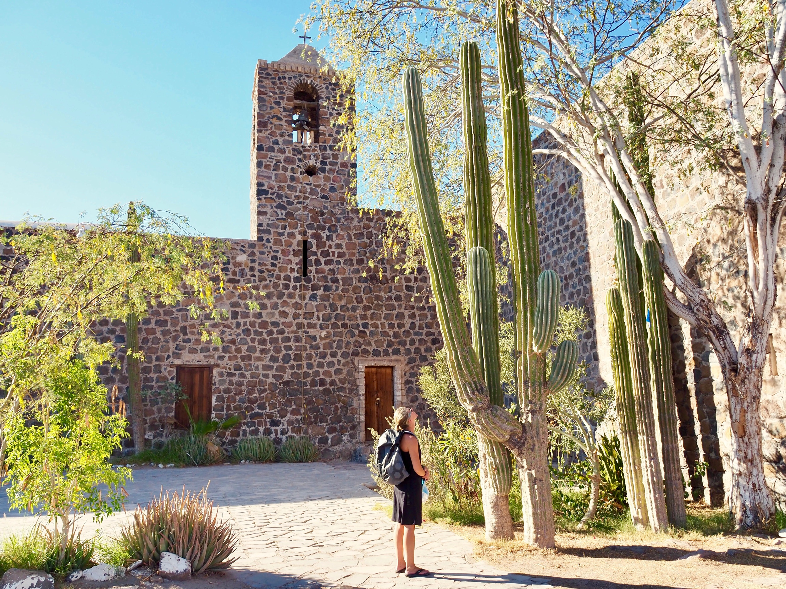 Since many of these Baja towns were founded by missionaries, its no surprise that the missions feature highly