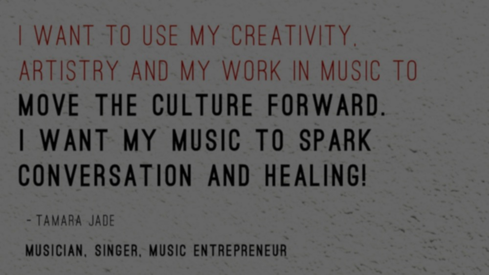 creative manifesto's - from black MUSICIANs, PRODUCER, SINGERs, publicists, entrepreneurs and more!