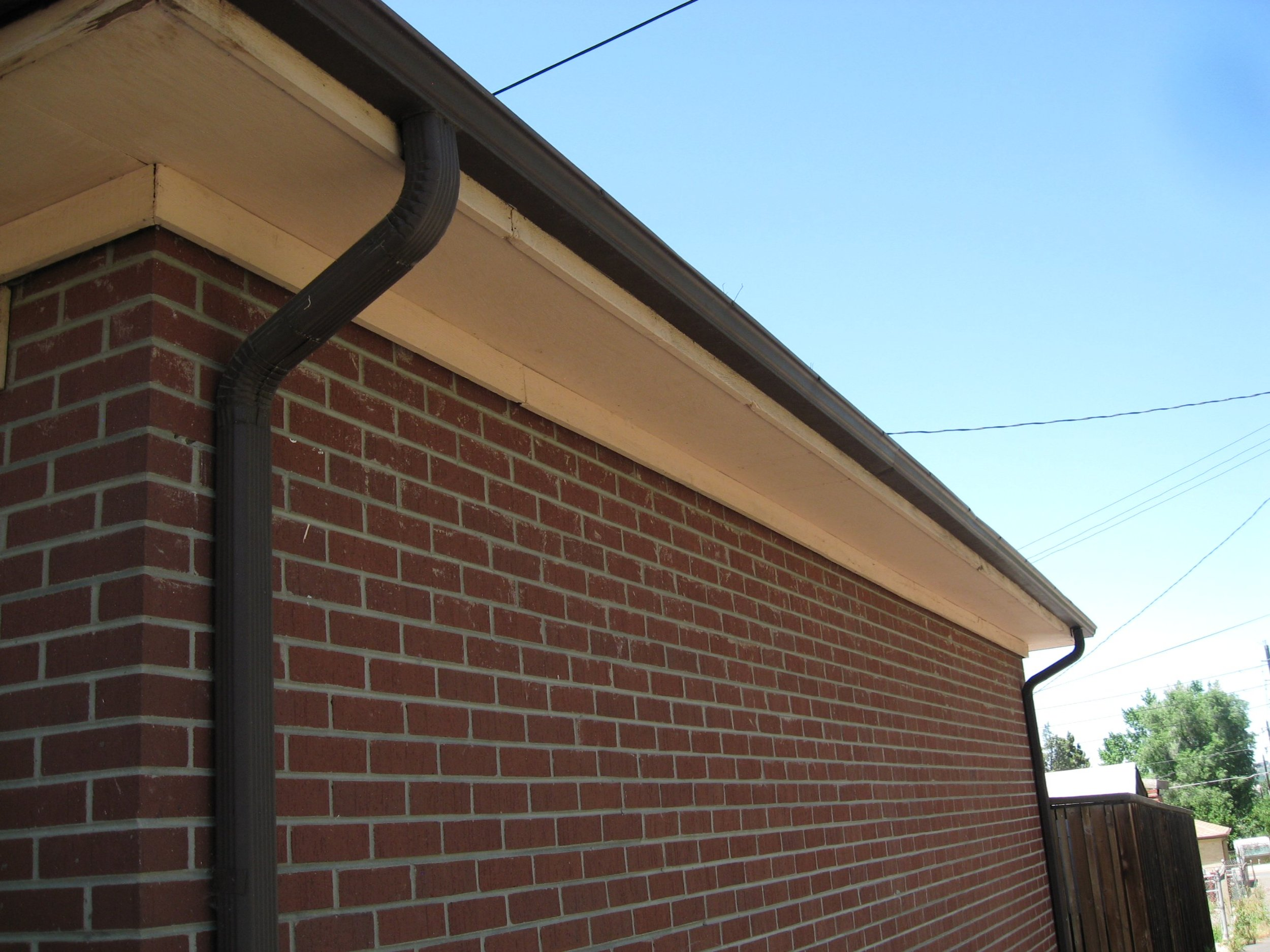 My gutters are the best looking part about my house... Great work guys. Thank you!  Joshua - Algonquin