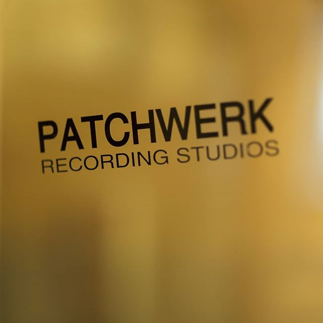 Studio time @patchwerkstudio. Telling stories through music. #purpose #powerofstory #brandnewworldstudios