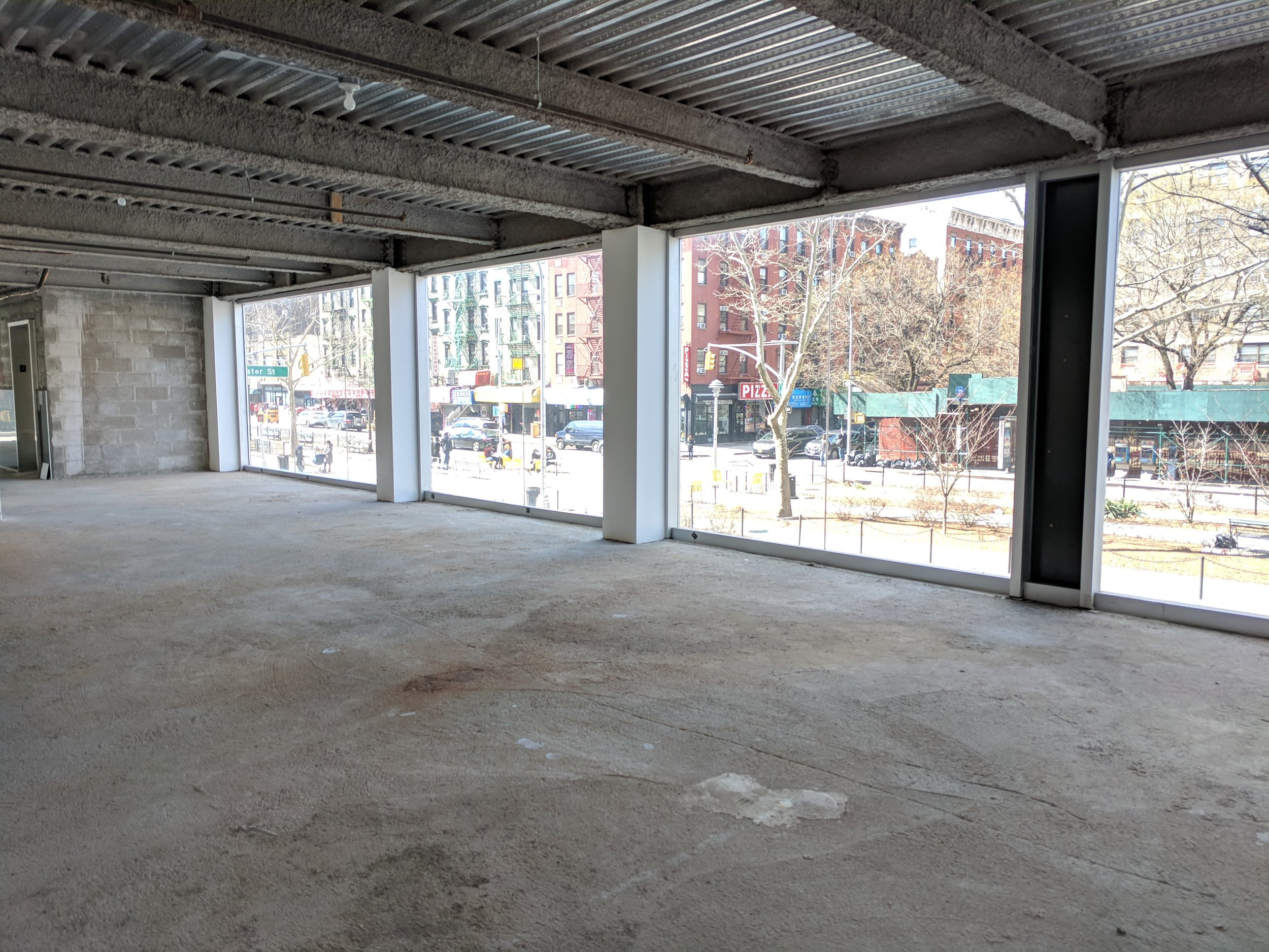 Longines Realty, Inc. - Commercial Real Estate Lease Listing: 42 Allen St NYC