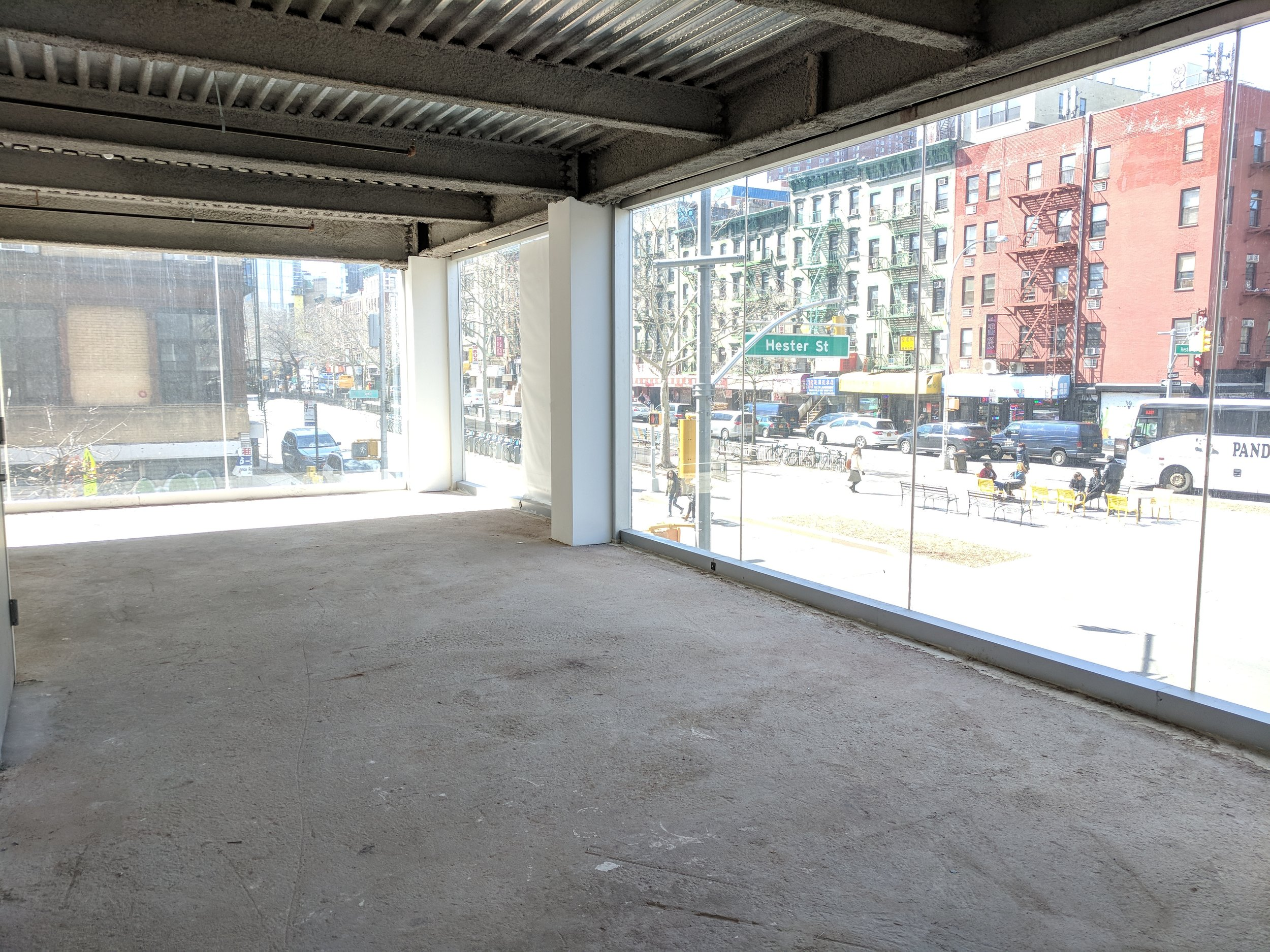 Longines Realty, Inc. - Commercial Real Estate Lease Listing NYC: 42 Allen St NYC
